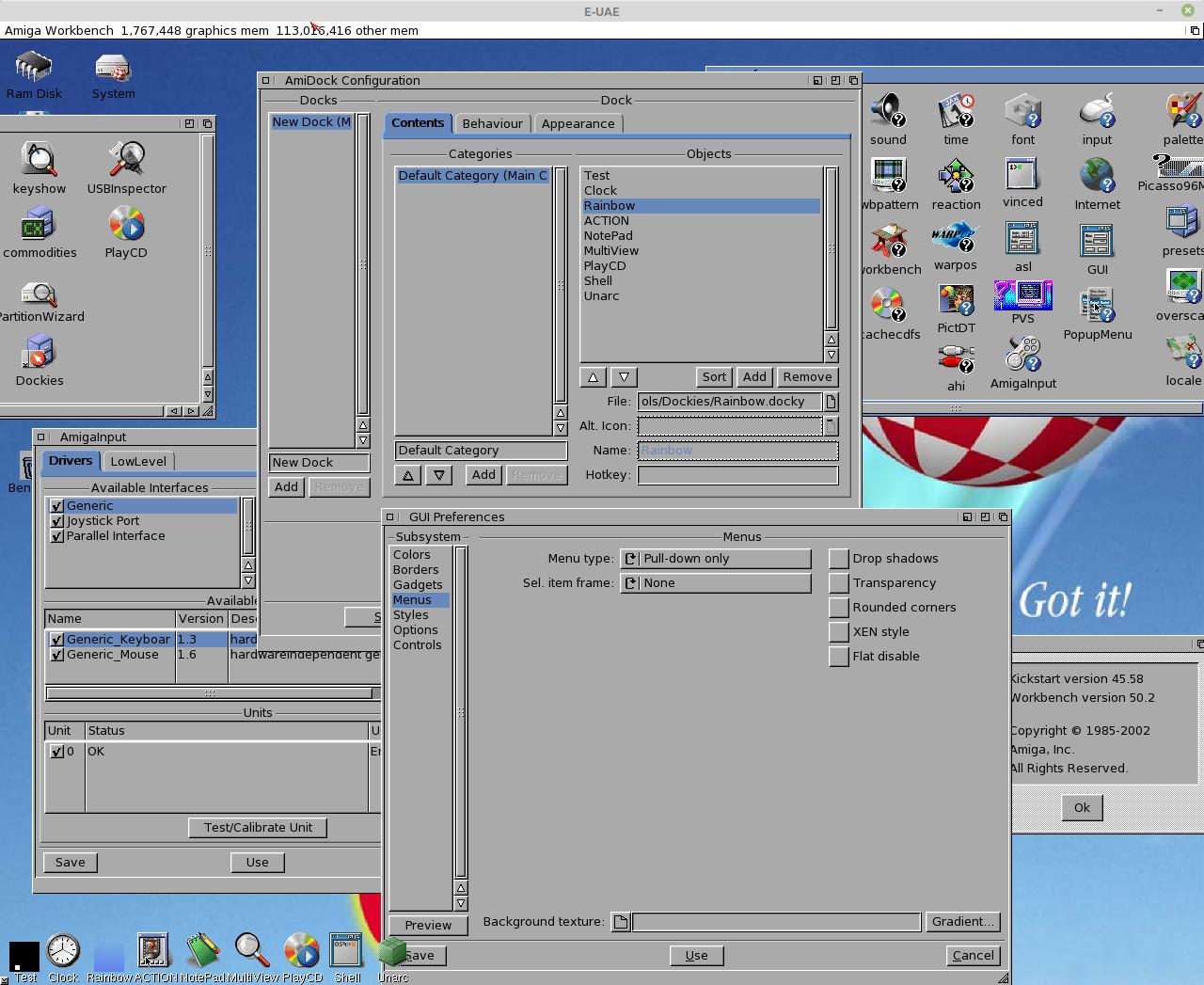 AmigaOS 3.9?