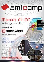 AmiCamp #3 | 21-22 Μαρτίου